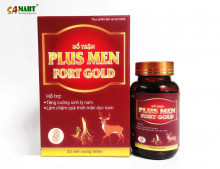 Bổ thận PLUS MEN FORT GOLD
