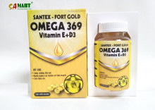Omega 369 Santex Fort Gold